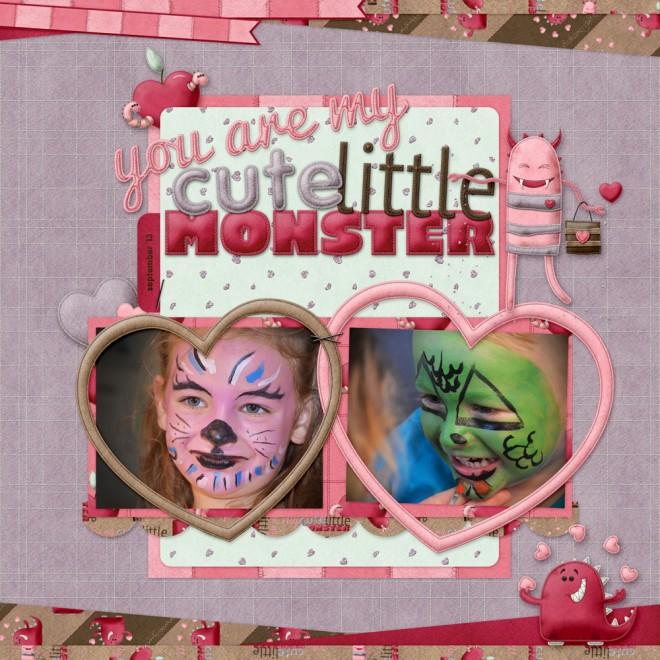 Monster Make-over