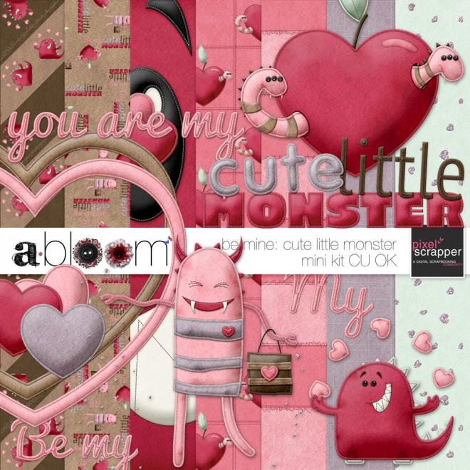 Be my cute little Monster