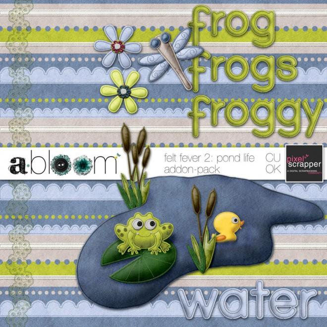Frog, Frogs, Froggier