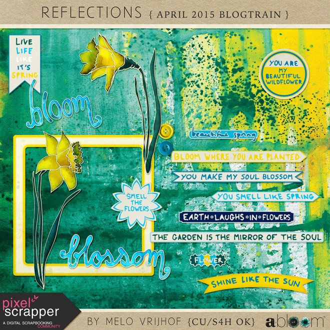 Narcissus and his Reflection