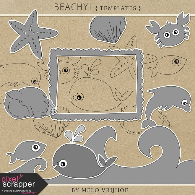 New release: Beachy Templates