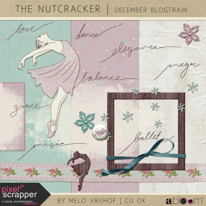 The Nutcracker Blogtrain