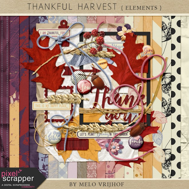 Thankful Harvest