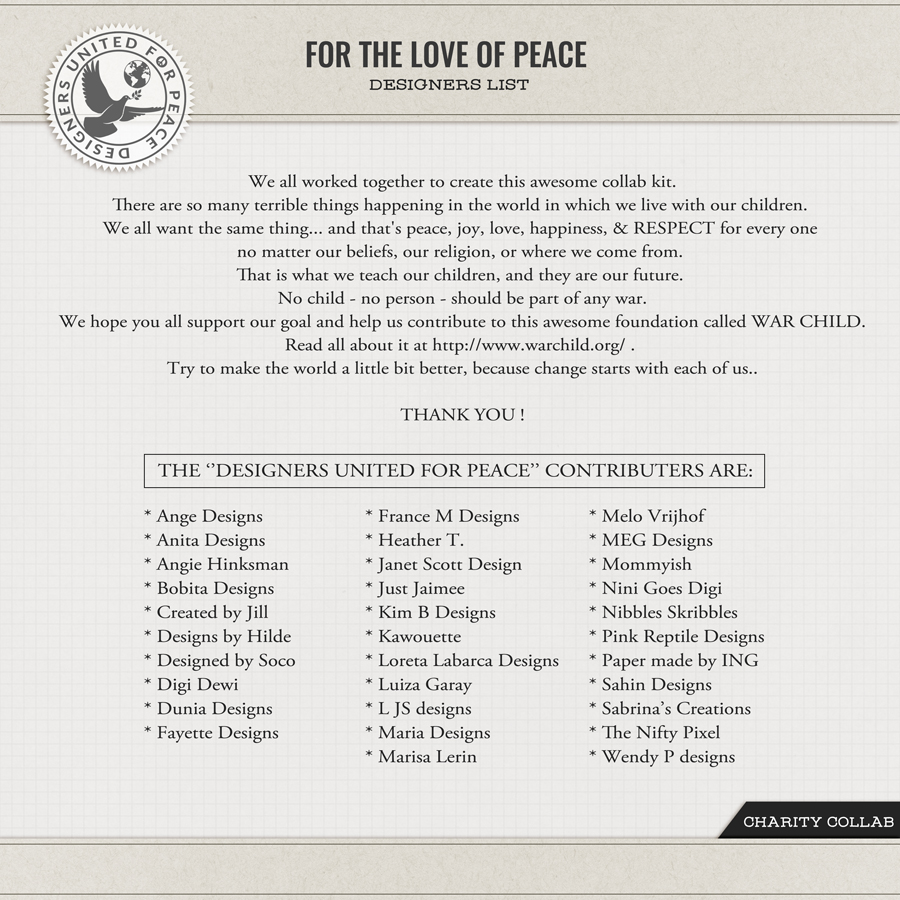 DUFP_ForTheLoveofPeace_WE