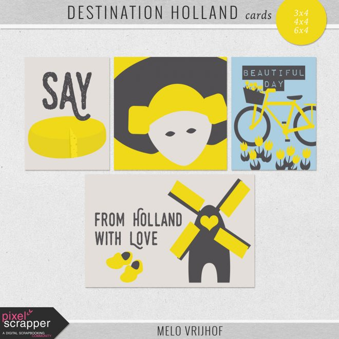 Destination Holland