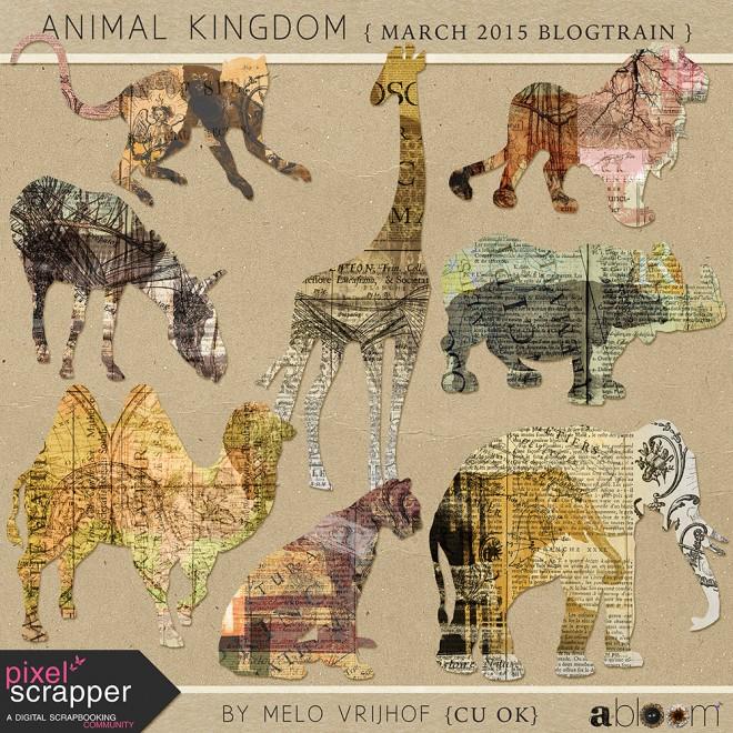 Animal Kingdom Blogtrain